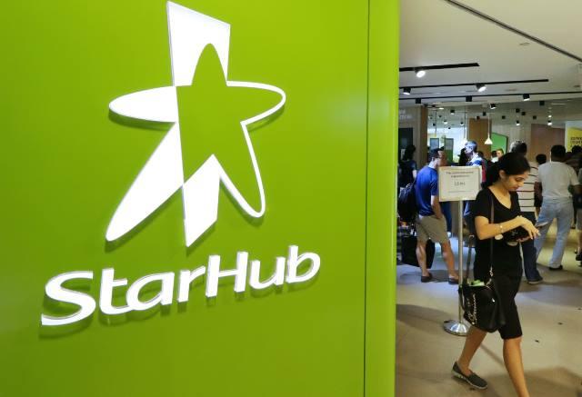 StarHub 5G in Singapore