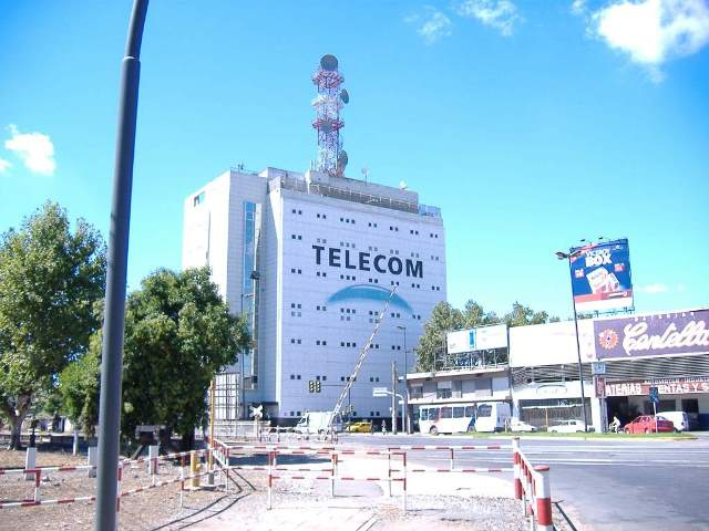 Telecom Argentina mobile network