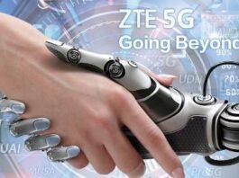 ZTE in 5G business