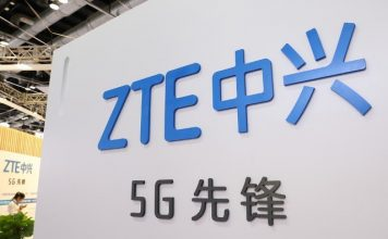 ZTE in 5G business
