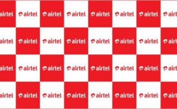Airtel India mobile network
