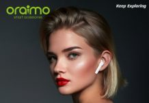 FreePods from Oraimo