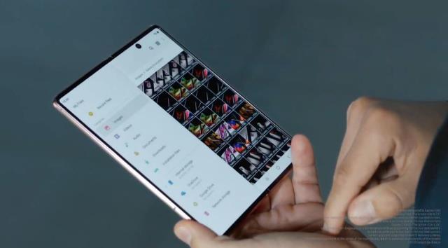 Galaxy Z Fold2 from Samsung