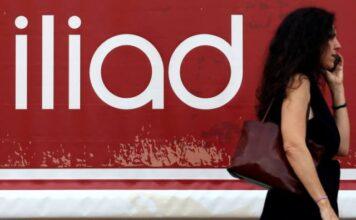 Iliad in France