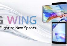 LG Wing smartphone price
