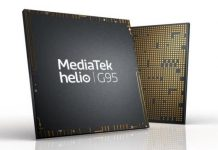 MediaTek Helio G95 chip