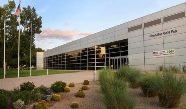 NXP New Gallium Nitride Fab in Arizona