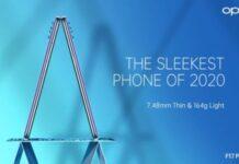 OPPO F17 smartphone
