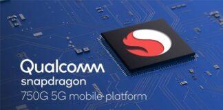 Qualcomm Snapdragon 750G mobile platform