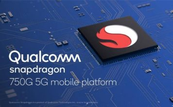 Qualcomm Snapdragon 750G mobile platform