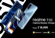 Realme 7 Pro price and features