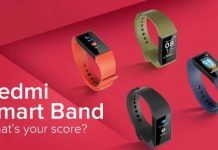 Redmi Smart Band in India