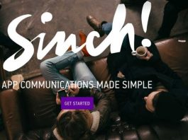 Sinch charging solutions