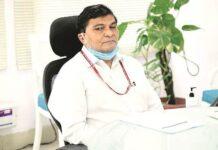 TRAI chairman PD Vaghela