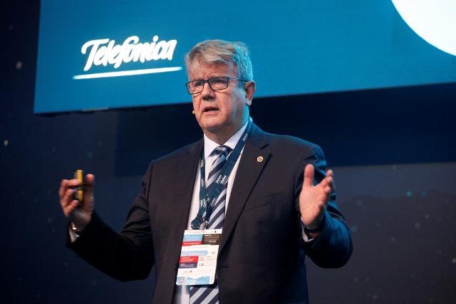 Telefonica Spain CTO Enrique Blanco