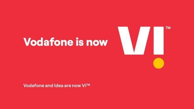 Vodafone is Vi