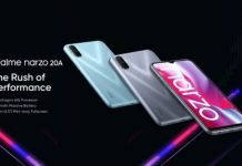 narzo series from Realme