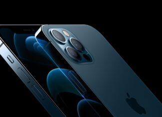 Apple 5G smartphone iPhone 12 Pro