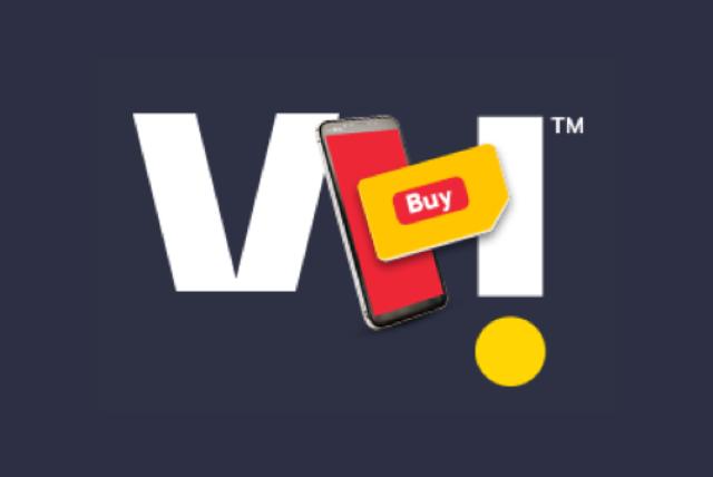 Buy Vi mobile SIM