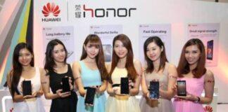 Huawei Honor smartphone business