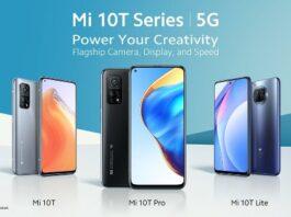 Mi 10T and Mi 10T Pro