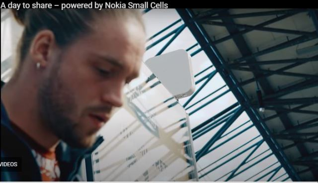 Nokia 5G small cells