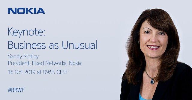 Nokia Sandra Motley