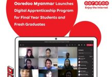 Ooredoo digital apprenticeship program