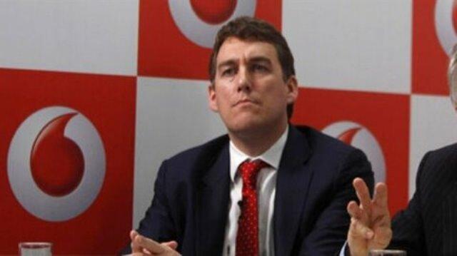 Vodafone Spain CEO Colman Deegan