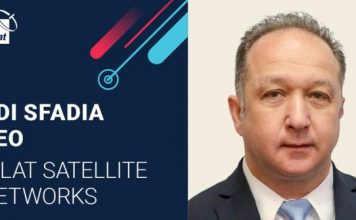 Gilat Satellite Networks CEO Adi Sfadia