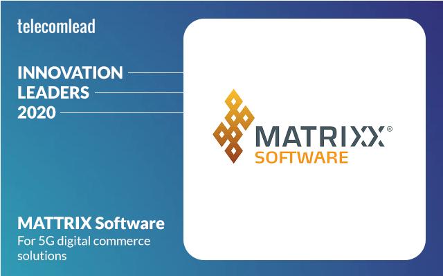 MATTRIX Software - TelecomLead Innovation Leaders Award 2020