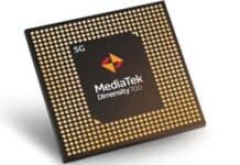 MediaTek 5G chipset