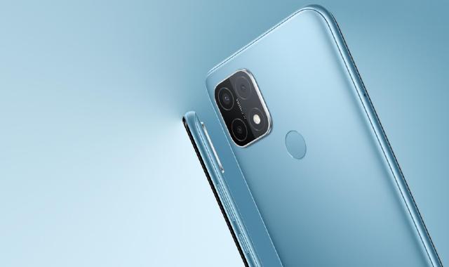 OPPO A15 smartphone price India