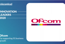 Ofcom - TelecomLead Innovation Leaders Award 2020
