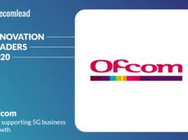 Ofcom - TelecomLead Innovation Leaders Award 2020