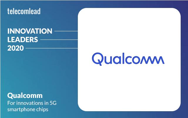 Qualcomm - TelecomLead Innovation Leaders Award 2020