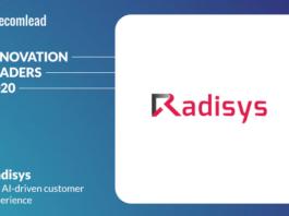 Radisys - TelecomLead Innovation Leaders Award 2020