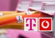 Deutsche Telekom and Vodafone