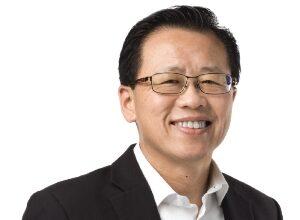 Singtel CTO Mark Chong