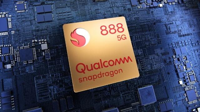 Snapdragon 888 5G for smartphones