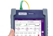 VIAVI Optimeter for technicians
