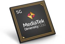 MediaTek 5G Dimensity 1200