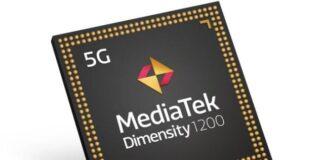 MediaTek 5G Dimensity 1200