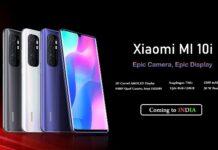 Mi 10i smartphone India price