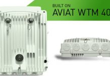Aviat's WTM 4000 microwave and multi-band platform