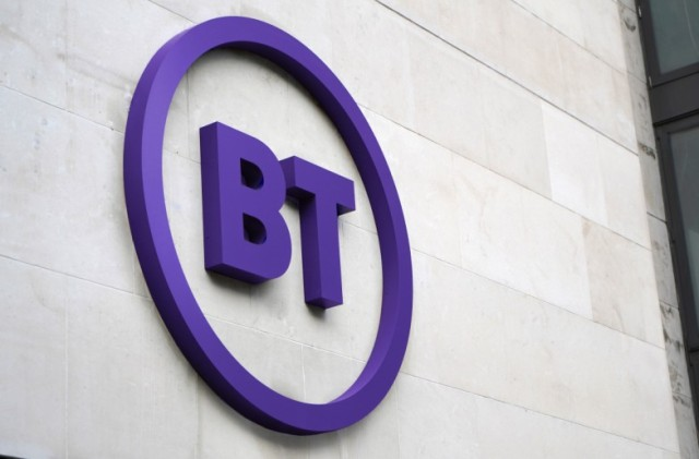 BT headquarter London