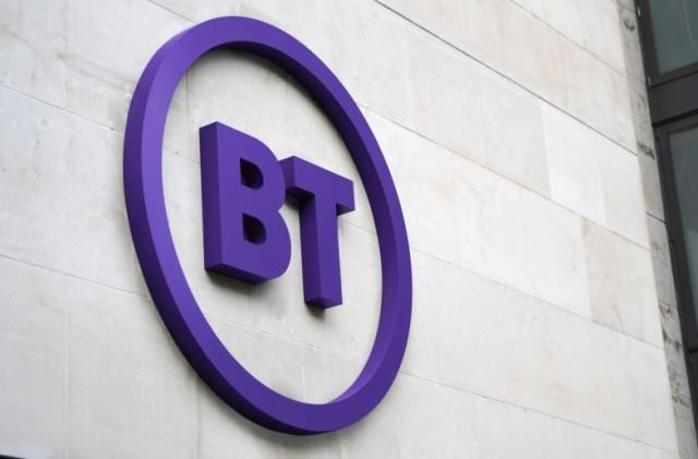 BT headquarter London