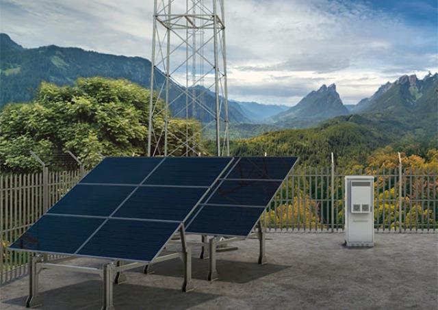 Deutsche Telekom and Ericsson in solar energy