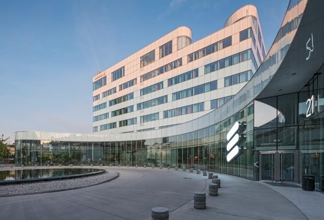 Ericsson HQ Sweden