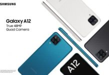 Galaxy A12 from Samsung